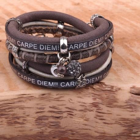 HippS D254 - Vrouwen armband dubbel